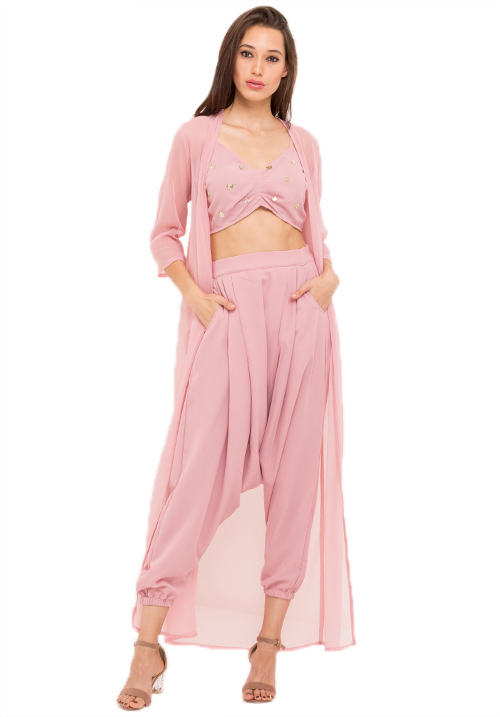 The 3 Piece Dhoti Set
