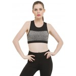 ACTIVE GREY SPORTS-BRA