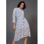 Pleated Midi Dress!