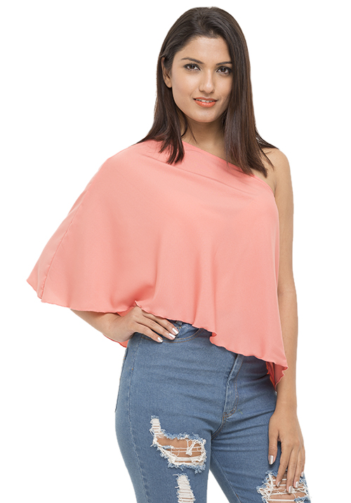 Off My Shoulder Top!