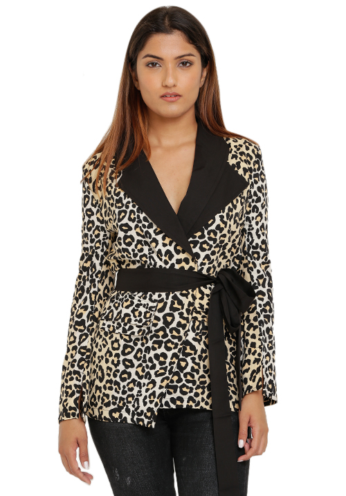 Animal Instinct Blazer!