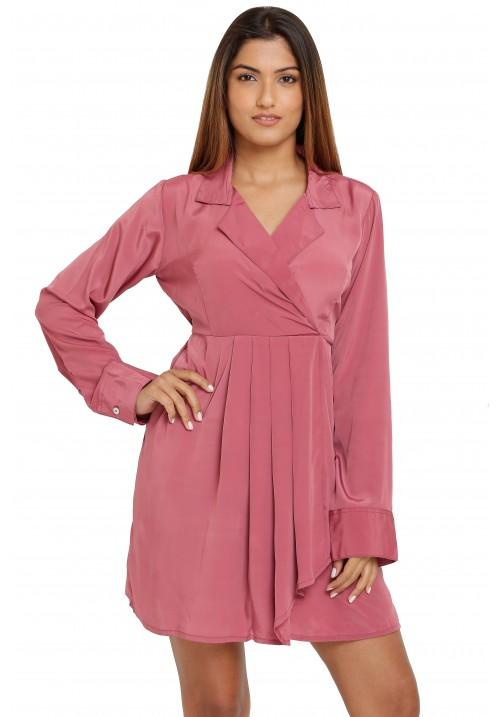 That Blush Dress!