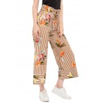 Tropical Striped Culottes!