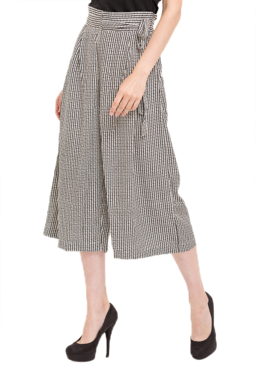 Side Tie Up Culottes!