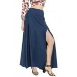 Flared Slit Skirt!
