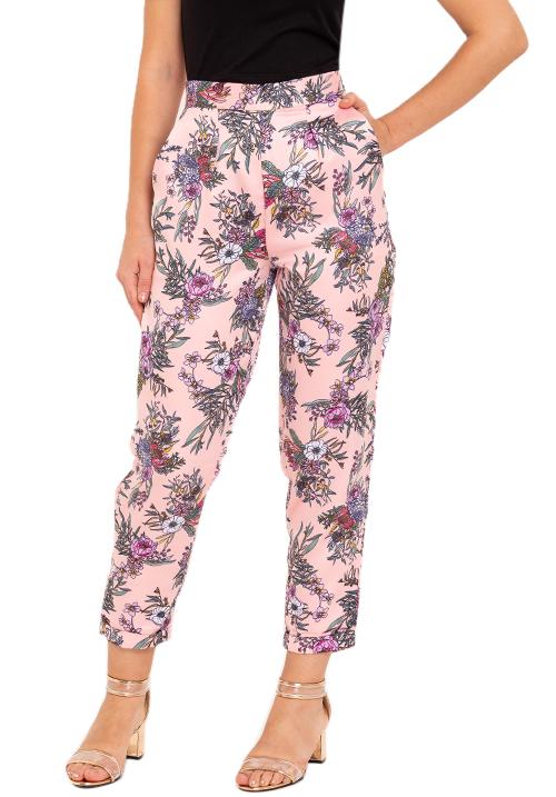 That Floral Pants!