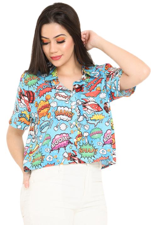That Comic Shirt!
