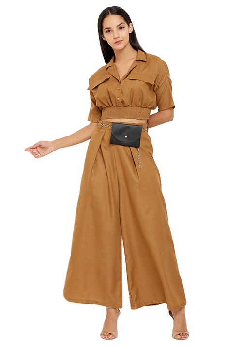 Smocked Shirt, Fanny and Trouser Set!