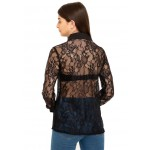 That Embroidered Lace Shirt!