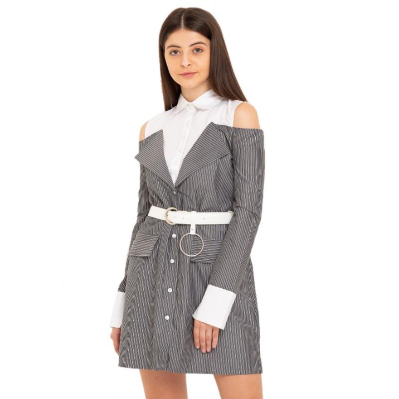 ffc45228330 That Shirt Dress With Waist Belt!