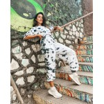 Tie And Dye Oversized Joggers Set!